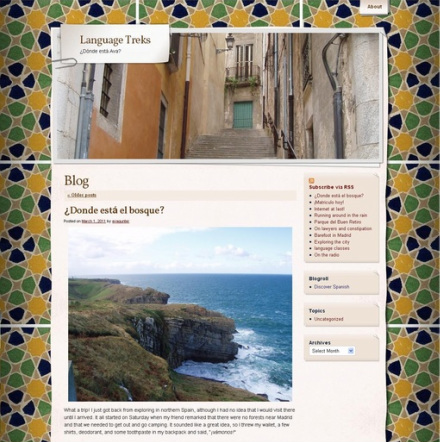 Discover Spanish Blog