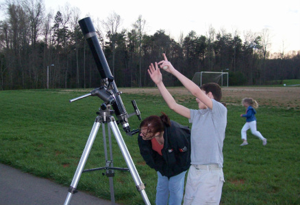 Planning a Stargazing Outing
